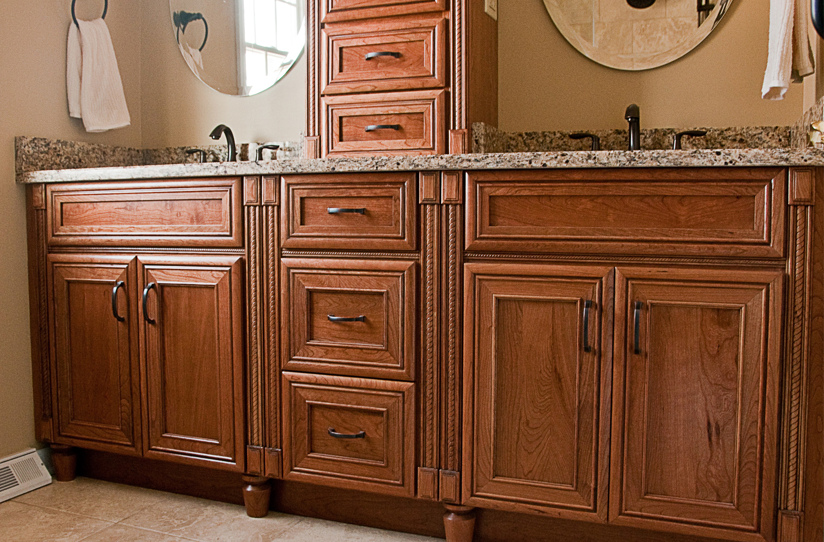 Bathroom remodeling yuma az free in home estimates for Kitchen cabinets yuma az